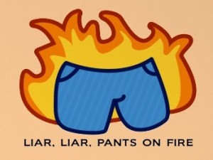Liar, Liar Magic Mike's Pants on Fire